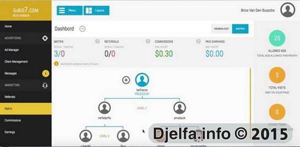 اضمن راتب شهري بطريقة مضمونة وفعالة الدفع على Paypal او شيك GOBIG7